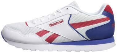Reebok Classic Harman Run - White Excellent Red Dark Royal