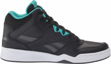 Reebok Royal BB4500 HI2 Black/Solid Teal/True Grey/White Men