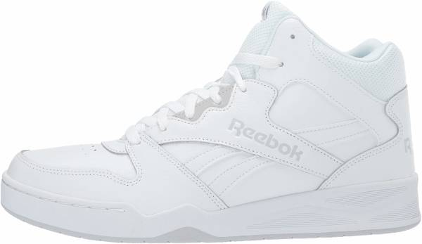 Reebok Royal BB4500 HI2 - White/Lgh Solid Grey