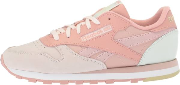 Reebok Classic Leather PM - Pale Pink/Shell Pnk/Chalk Pnk/Opal/Sulfur/White