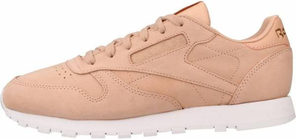 Reebok Classic Leather Nude NBK Pink