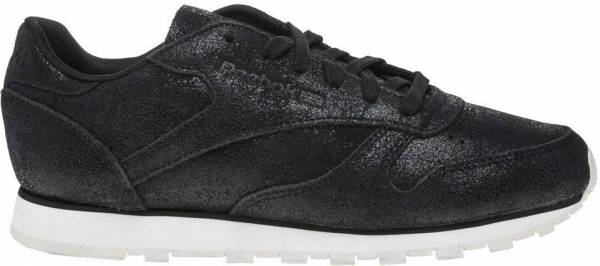 Reebok classics Leather Shimmer Grey