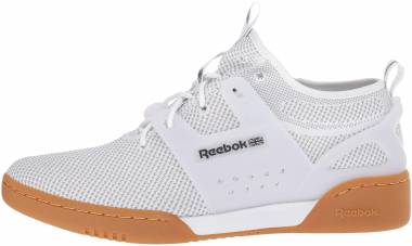 Reebok Workout Ultraknit - Orange-white/Black/Gum (CN4302)