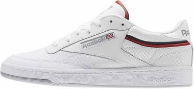 Reebok Club C 85 MU - Multicolore Sptlt White Collegiate 0 (CN3761)