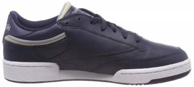 5f0bfc269ac Reebok Club C 85 MU Collegiate Navy Cool Shadow Men
