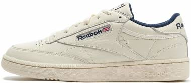Reebok Club C 85 MU - Chalk / Paper White / Navy (DV8815)