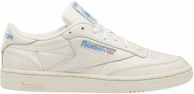 Reebok Club C 85 MU - Chalk / Paper White / Cyan