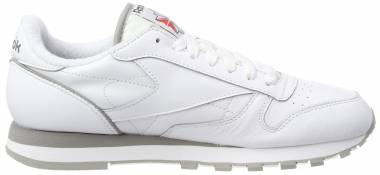 Reebok Classic Leather Archive White/Carbon/Red/Grey Men