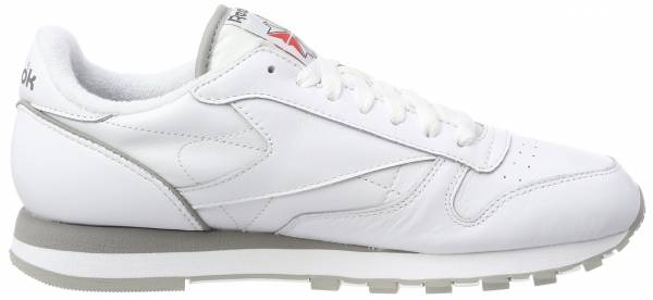 Reebok Classic Leather Archive White/Carbon/Red/Grey