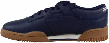 Reebok Workout Clean - Collegiate Navy/Chalk