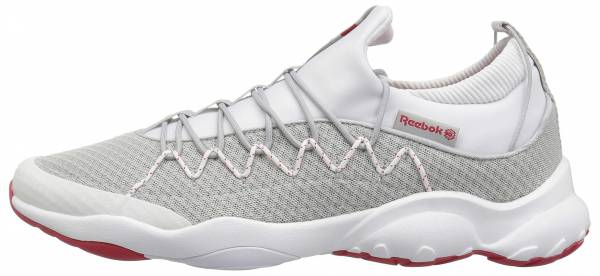 Reebok DMX Fusion Lite Athletic-white/Skull Grey