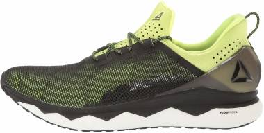 Reebok Floatride Run Smooth - Black Solar Yellow White