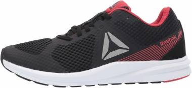 Reebok Endless Road - Black / True Grey 7 / Rebel Red