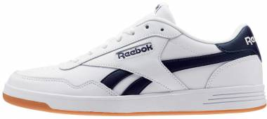 Reebok Royal Techque T LX - Multicolor (White / Collegiate Navy / Gum 000) (CN4530)