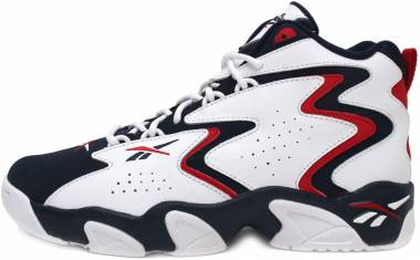 Reebok Mobius OG MU - White Collegiate Navy Red
