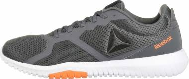 Reebok Flexagon Force - Grey/Fieora/White (DV9432)