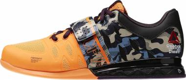 Reebok CrossFit Lifter 2.0 - Black/Electric Peach/Camo