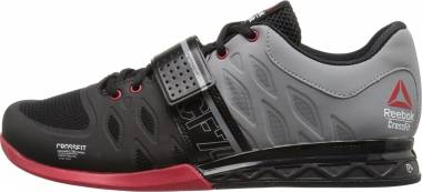 Reebok CrossFit Lifter 2.0 - Black/Flat Grey/Excellent Red (M48558)