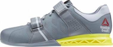 Reebok CrossFit Lifter Plus 2.0 - Dust Grey Yellow