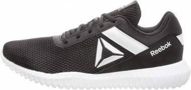 Reebok Flexagon Energy - Noir (Black/White/Silver Met. Black/White/Silver Met.) (DV9360)