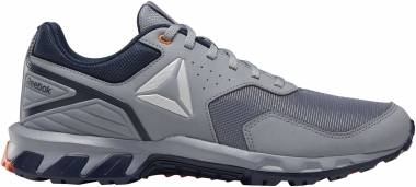 Reebok Ridgerider Trail 4 - Multicolore Grey Navy Orng Slvr 000 (DV6321)