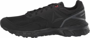 Reebok Ridgerider Trail 4 - Multicolore Black Grey Red 000