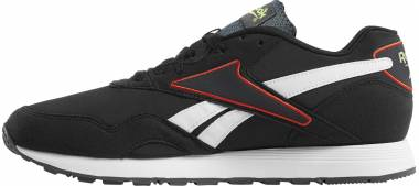 Reebok Rapide - Black/White/Cold Grey/Canton Red/Neon Lime