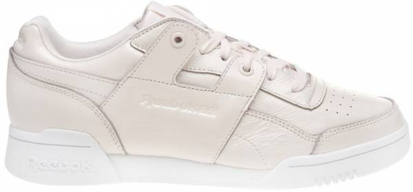 Reebok Workout Lo Plus Iridescent - PINK