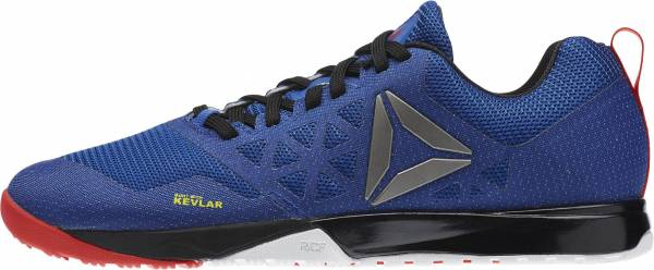 24b075e21ac Reebok CrossFit Nano 6.0 Team Dark Royal Black White Riot Red Pewter