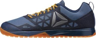 Reebok CrossFit Nano 6.0 - Denim-navy-royal Slate-black (AR3290)