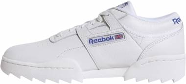 Reebok Workout Ripple White Men