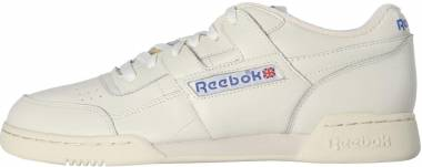 Reebok Workout Plus 1987 TV - White