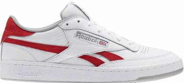 Reebok Revenge Plus MU - Multicolore White Primal Red Tin Grey 000