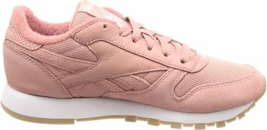 Reebok Classic Leather ESTL - Pink Chalk Pink White