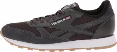 Reebok Classic Leather ESTL Coal/white/washed Blue Men