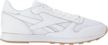 Reebok Classic Leather ESTL - White White 0 (BS9718)