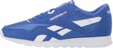 Reebok Classic Nylon Color - Blue