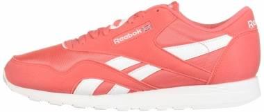 Reebok Classic Nylon Color - rose