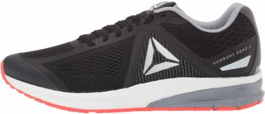 Reebok Harmony Road 3 - Black/True Grey/Neon Red/Cool Shadow/White