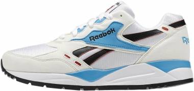 Reebok Bolton - Chalk White Red Rush