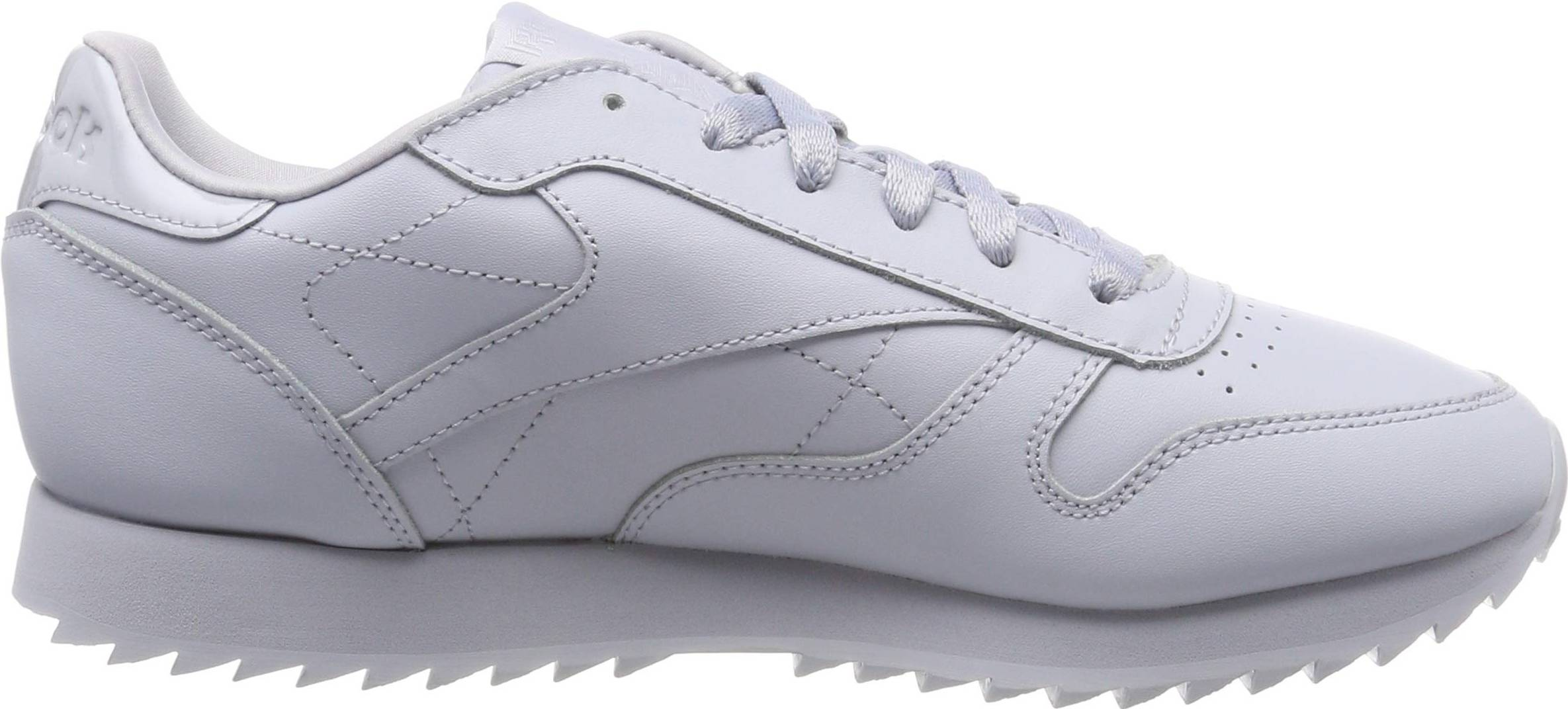 reebok classic leather running shoes womens