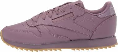 Reebok Classic Leather Ripple - Purple