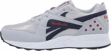 Reebok Pyro - Cold Grey/Collegiate Navy/Meteor Red/White (DV5571)