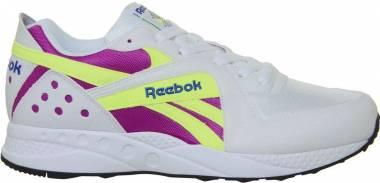 Reebok Pyro - White Purple Neon Yellow (DV4847)