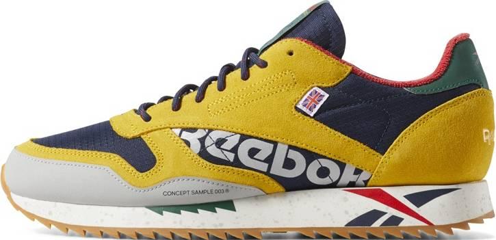 reebok cl sneaker