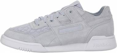 factory authentic 84393 65bf5 Reebok Workout Lo Plus Cold Pastel