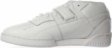 Reebok Workout Clean Mid Strap - White (CN3915)