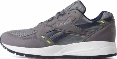 Reebok Bolton Essential - True Grey/Navy/Neon Lime (DV5632)