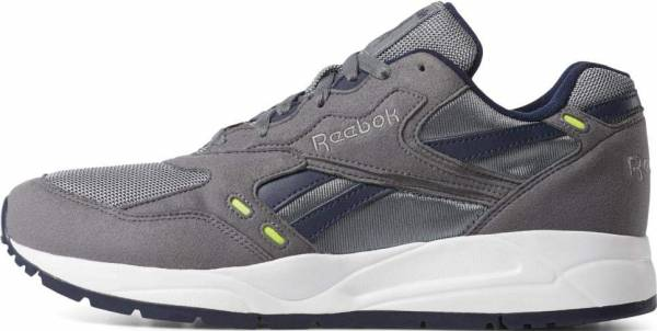 Reebok Bolton Essential - True Grey/Navy/Neon Lime