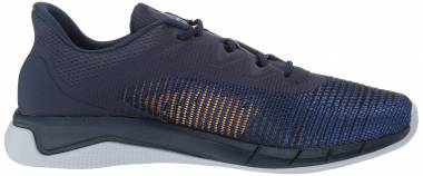 Reebok Fast Tempo Flexweave - Collegiate Navy/Crushed Cobalt/Cold Grey/Solar Gold